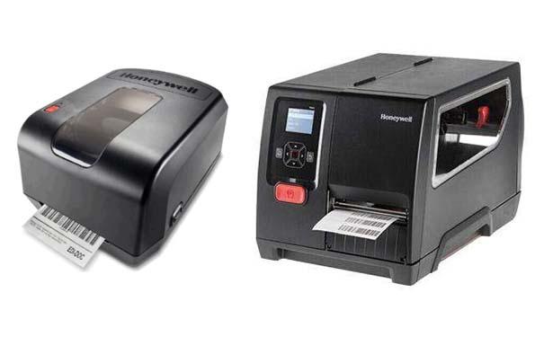 商业条码打印机和工业条码打印机