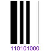 "Code 93条码的""A""字元编码结构"