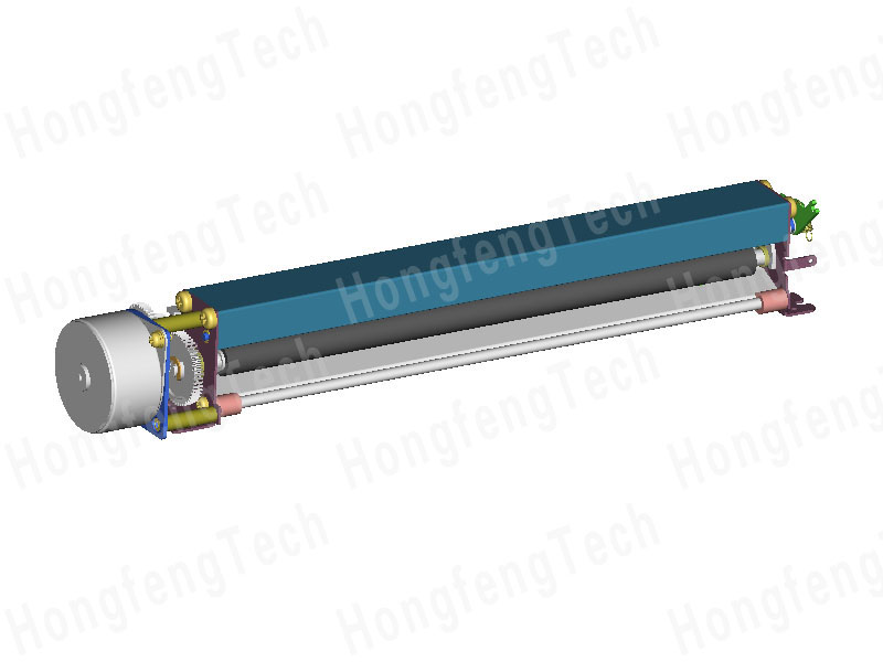216mm热敏打印机芯HF216F