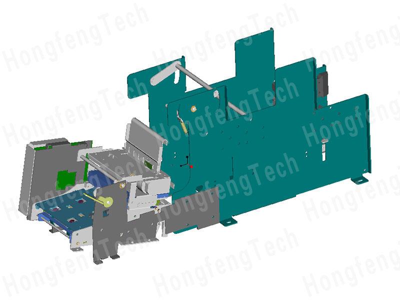 ATM热敏凭条打印机HF80A