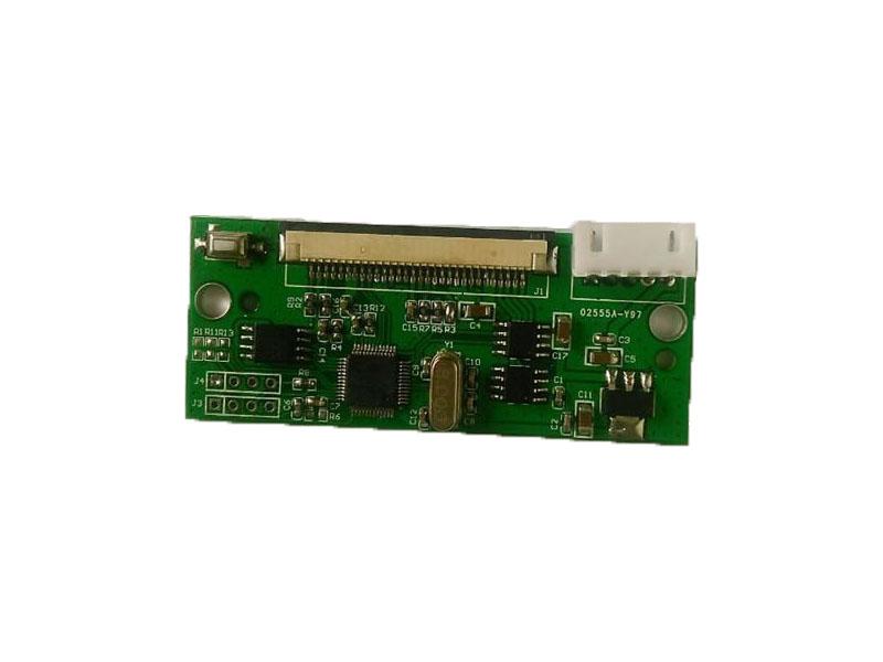 58mm热敏打印机控制板