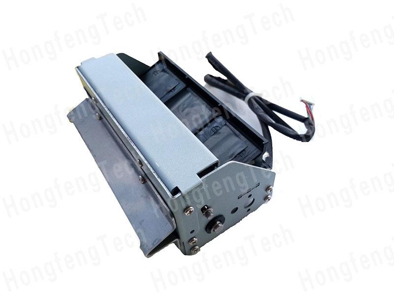 80mm热敏打印机送纸器